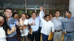 Va Rafael Acosta por la relección en Cárdenas