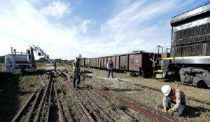 Cerca de la mitad de los vagones han sido desalojados de «La plancha» en Yucatán
