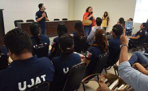 Egresa sexta generación de Estudiantes por la Seguridad en la UJAT
