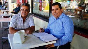 Se suma también el PAN en Cárdenas con Rafael Acosta