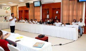 Fortalecen formación de personal del Ayuntamiento de Benito Juárez
