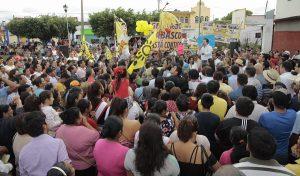 Con pasión y energía trabajaremos para todos en Tabasco: Gerardo Gaudiano