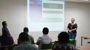 Imparten curso EGEL CENEVAL a docentes de la UJAT