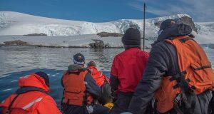 La Antártida, nuevo destino vacacional chino