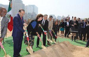 Nueva Embajada de EEUU en CDMX, señal de confianza