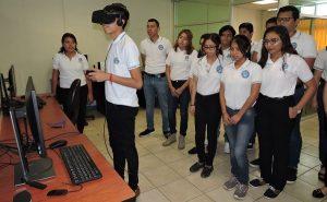 Nuevo Laboratorio de Realidad Virtual de la UTTAB