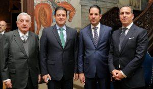 Unión y colaboración, clave en relación con EUA: Arturo Núñez