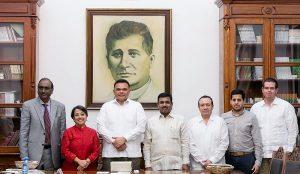 Yucatán e India van por alianza estratégica