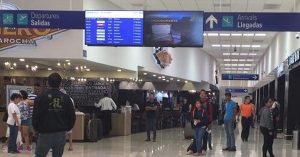 Incrementará afluencia de pasajeros en aeropuerto de Veracruz por Semana Santa 2018