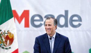 El próximo domingo 1 de abril, Meade arrancará campaña en Yucatán