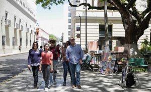Buena expectativa para el turismo en Yucatán, por vacaciones