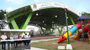 Seguiremos transformando Cancún con infraestructura: Remberto Estrada