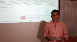 Valida INE 116,709 firmas a Óscar Cantón por la candidatura independiente a gobernador