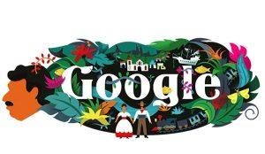 Celebra Google el 91 aniversario del natalicio de Gabriel García Márquez.
