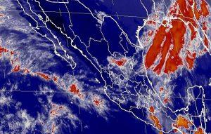 Se pronostican tormentas intensas en Veracruz, Tabasco, Oaxaca y Chiapas