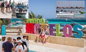 Puerto Morelos, destino de turismo repetitivo