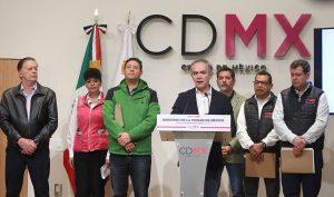 Federación no dio recursos a CDMX para infraestructura Hidráulica