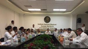 Marina Armada de México resguardará material electoral en Veracruz: INE