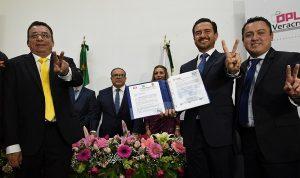 El enemigo a vencer en Veracruz es el abstencionismo: Miguel Ángel Yunes Márquez