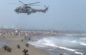 Realiza Marina espectacular operación táctica en Boca del Rio, Veracruz