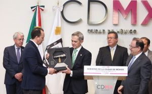 Premia Fórmula 1 a CDMX por el mejor evento del año a nivel mundial