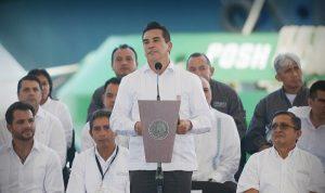 Zona Económica Especial dará a Campeche más de 50 mil empleos: Alejandro Moreno Cárdenas