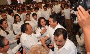 Candidatos, vayan al encuentro y escuchen a la gente en Campeche: Alejandro Moreno Cárdenas