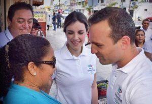Abatir desigualdades e impulsar economía, promete Jorge Chanona Echeverria