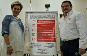 De la mano de constructores tabasqueños trabajará Ady García en Centro