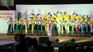 Llevaron embajadoras alegría y diversión a la región Ríos