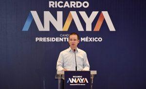 No vamos a tolerar amenazas de Trump: Ricardo Anaya