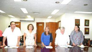 Aprueba Comisión dictamen referente a la designación de magistrados del TSJ