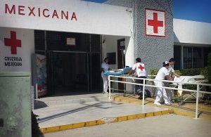 La Cruz Roja brindo 84 servicios en estas vacaciones en Campeche