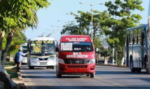 Ayuntamiento de Benito Juárez verifica concesiones de transporte público
