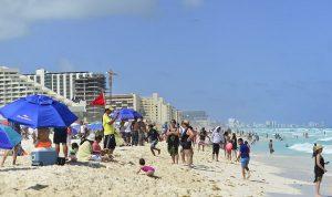 Informo PC condiciones para ingresar a playas del puerto de Veracruz