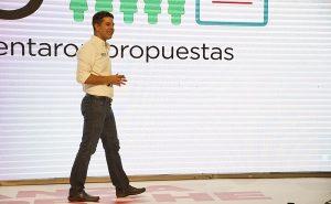 Queremos que Campeche siga mejorando: Claudio Cetina Gómez