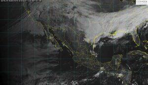 En Coahuila, Nuevo León y Tamaulipas se prevén vientos fuertes y tormentas eléctricas