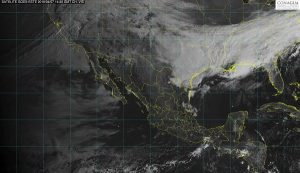 Se pronostican, para las próximas horas, tormentas en Chiapas y fuertes en Oaxaca