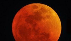 Conoces por qué se le llama luna rosa a la luna llena que se verá en abril