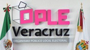 Habrá PREP y conteo rápido en elecciones para gobernador de Veracruz: OPLE