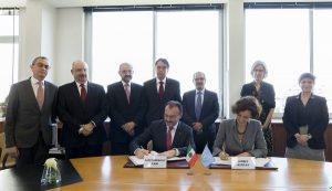 Gobierno de México y UNESCO firman acuerdo para crear un centro regional de seguridad hídrica
