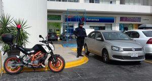 """Con el operativo """"Acompañamiento Bancario"""" la policía municipal fortalece la seguridad en Cancún"""