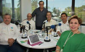 Ganamos el debate con las mejores propuestas: Ady García