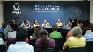 Seré un aliado y un gestor permanente de los industriales: Gerardo Gaudiano