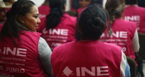Aplican examen a 97 aspirantes a capacitadores y supervisores electorales del INE en Veracruz