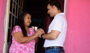 Con voluntad y trabajo las cosas se pueden hacer: Pancho Peralta