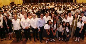 Benito Juárez suma esfuerzos en apoyo a jóvenes