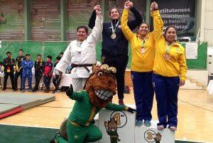 Atleta de la UJAT gana plata en Universiada Nacional de Judo