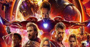 Avengers: Infinity War muestra el músculo e impone récord