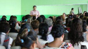Llevamos una campaña efectiva con alto nivel de aceptación ciudadana: Jorge Lazo